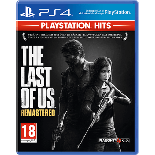 PS4 PS HITS The Last of Us - Remastered