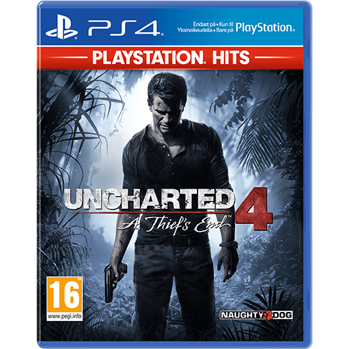 PS4 PS HITS Uncharted 4: A thiefs end
