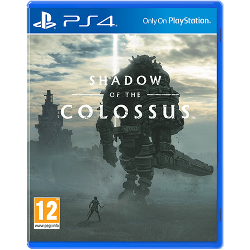 Shadow of the Colossus -peli