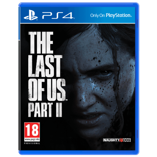 PS4 The Last of Us Part II -peli