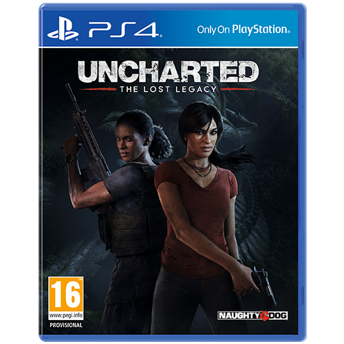 Uncharted: The Lost Legacy -peli