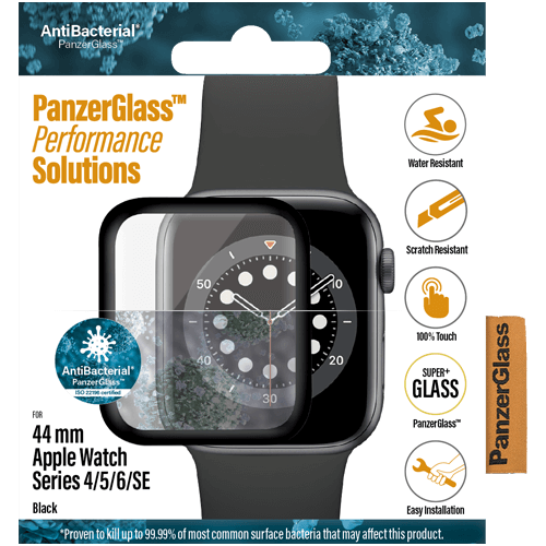 PanzerGlass Apple Watch Series 4/5/6/SE (44 mm) -suojalasi