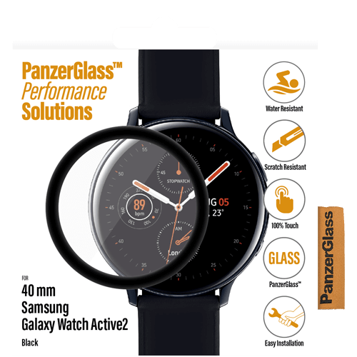 PanzerGlass Samsung Galaxy Watch Active2 (40 mm) -suojalasi