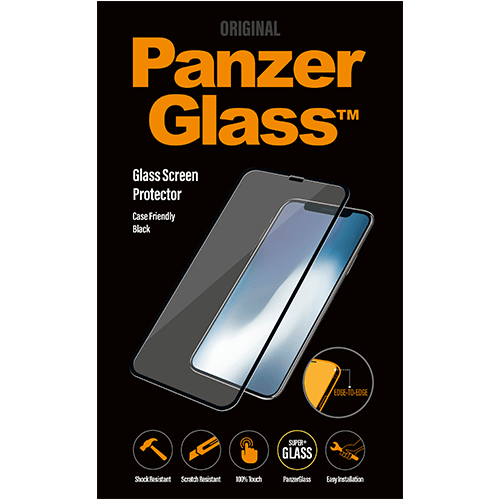 PanzerGlass iPhone 6 /6s / 7 / 8 /SE (2020) Edge-To-Edge Privacy -suojalasi