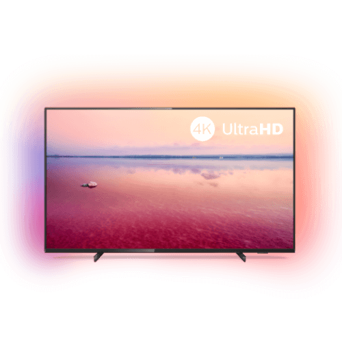 "Philips 65"" UHD Smart TV"