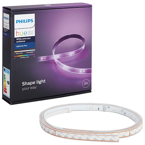 Philips Col Hue Lightstrips+ Basic -valonauha