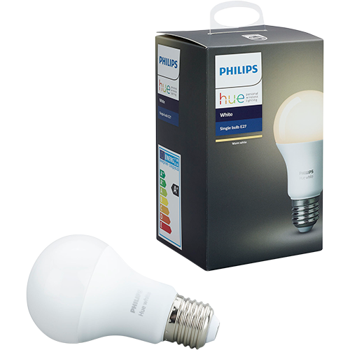 Philips Hue White A60 E27 9,5W -lamppu