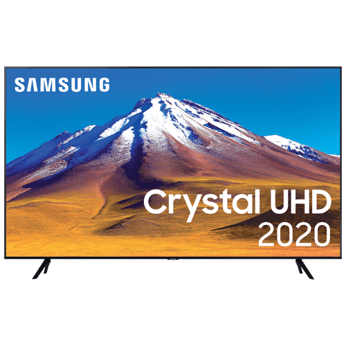"Samsung 50"" 4K Crystal UHD Smart TV (2020)"