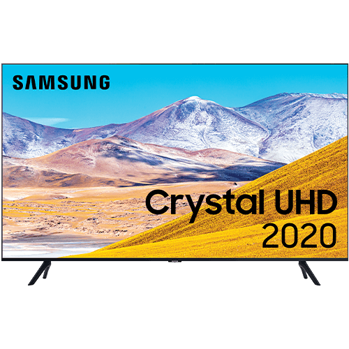 "Samsung 65"" 4K Crystal UHD Smart TV (2020)"
