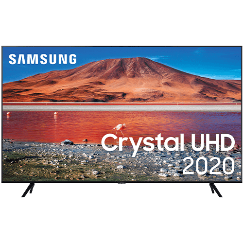 "Samsung 75"" 4K Crystal UHD Smart TV (2020)"