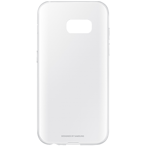 Samsung Galaxy A3 (2017) Clear Cover -suojakuori
