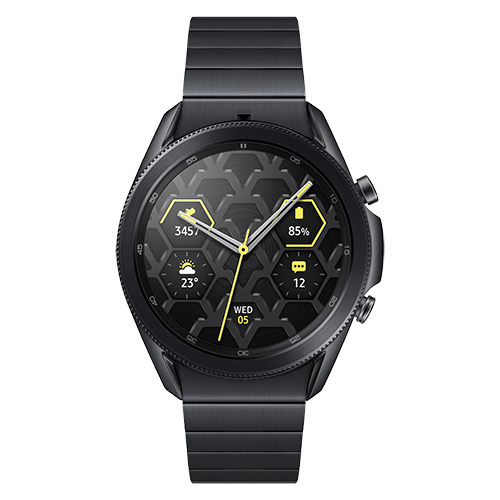 Samsung Galaxy Watch 3 45 mm Titanium