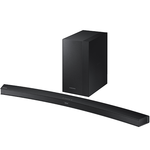 2.1 Curved Soundbar -kaiutin