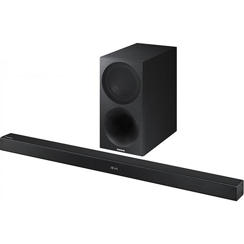 2.1 Soundbar-kaiutin