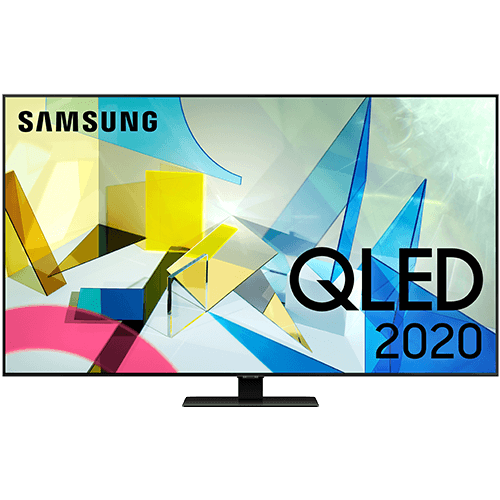 "Samsung 55"" QLED Smart TV (2020)"