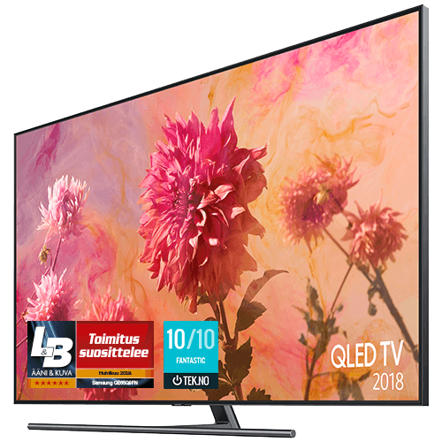 "Samsung 55"" QLED 4K UHD Smart TV"