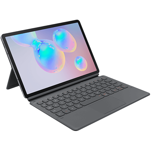 Samsung Tab S6 Bookcover Keyboard