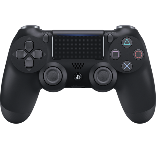 PS4 DualShock Black -ohjain