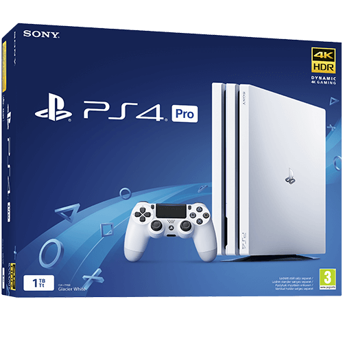 PlayStation 4 Pro 1 Tb -pelikonsoli