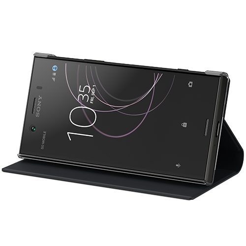 Sony Xperia XZ1 Compact Style Cover Stand -suojakotelo