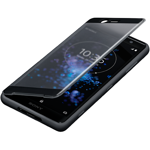 Sony Xperia XZ2 Compact Style Cover Touch -suojakotelo