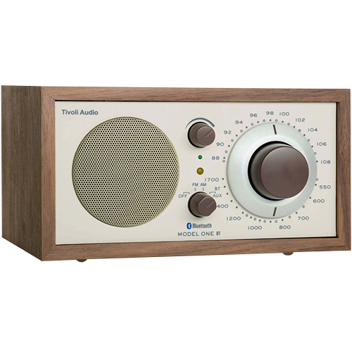 Tivoli Audio Model One BT -pöytäradio/kaiutin