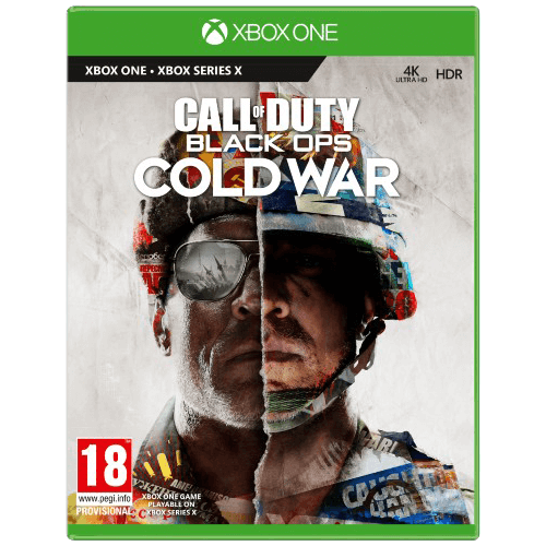 Xbox One Call of Duty: Black Ops Cold War -peli
