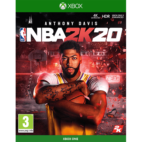 Xbox One NBA 2K20 -peli