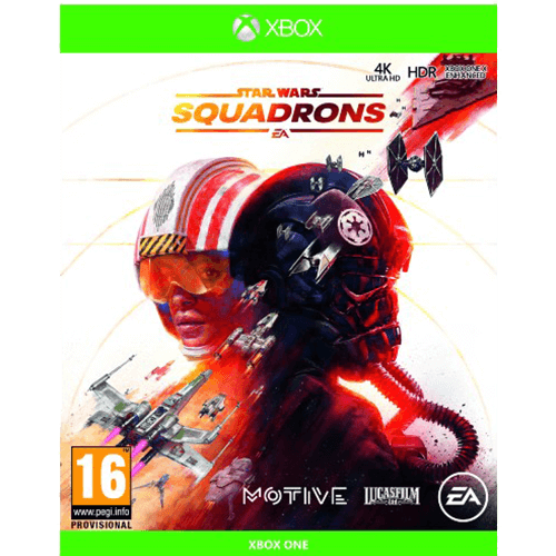 Xbox One Star Wars: Squadrons -peli