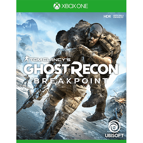 Xbox One Tom Clancy's Ghost Recon Breakpoint -peli